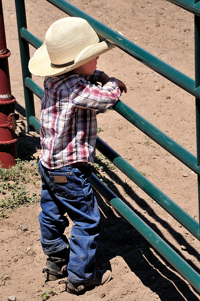 Clavell, SGHA, youth rodeo