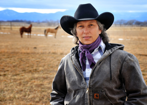 Mary Lou Kern, NM rancher