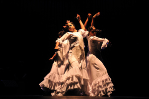 Juan Siddi Flamenco Company at the Shuler Theater