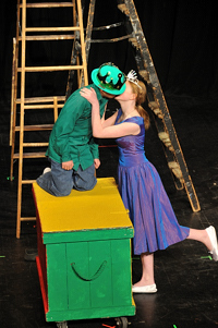 Princess & Frog, Raton Youth Theater