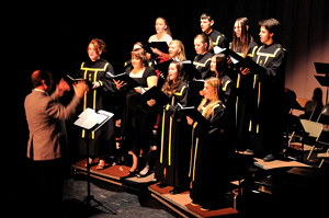 Raton High School Singers