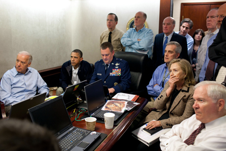Situation Room Photo by Pete Souza