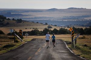 4th Annual Capulin Volcano Run Around the Rim 2011