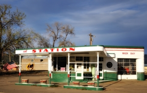 The Station, Raton NM, Frank Ferri