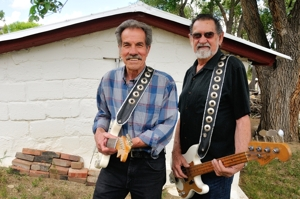 The Fireballs - George Tomsco & Stan Lark, 2012