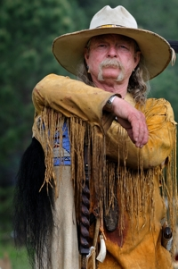 Kyle Bell, Santa Fe Trail Mountain Man Rendezvous, 2012