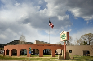 New Mexico Visitor Information Center, Raton