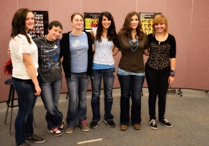Poetry Out Loud - Raton High School 2012