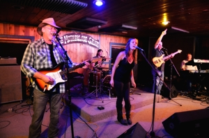 "Mike Addington band ""$2 Horse"" at The Motherlode Saloon, Red River"