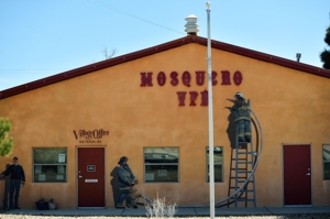 Mosquero Village Hall and VFD
