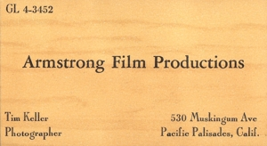 Armstrong Film Productions