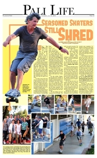 Seasoned Skaters Still Shred, Skateboarding's First Wave