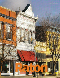 Raton's Historic First Street by Tim Keller