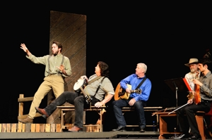 The Cotton Patch Gospel, Shuler Theater 2014