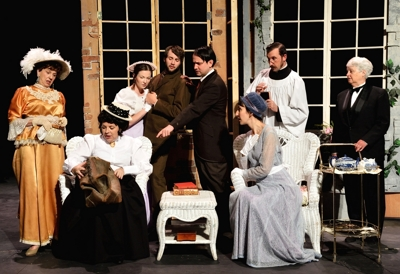 The Importance of Being Earnest, Kaleidoscope Players 2014, Raton