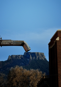Spout and Fisher Peak, Trinidad, Colorado