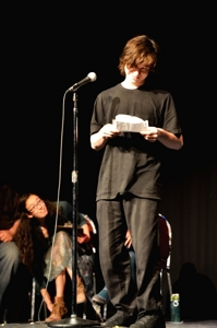 Lawrence Hronich, Poetry Rocks! Raton 2014