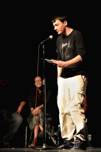 Vicente Espanza, Poetry Rocks! Raton 2014