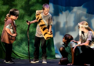 The Jungle Book at Raton's Shuler Theater, summer 2015