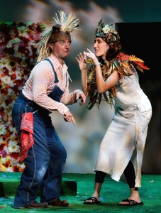 A Midsummer Night's Dream, Shuler Theater 2015