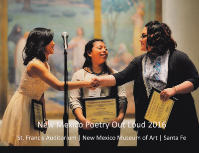 New Mexico Poetry Out Loud 2016 - Photos by Tim Keller