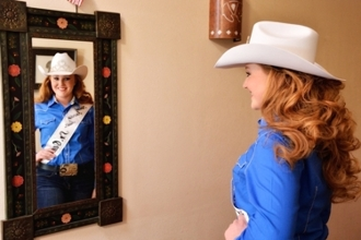 Anne Sporleder, Trinidad Roundup Rodeo Queen
