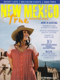 New Mexico True Adventure Guide 2016 Summer