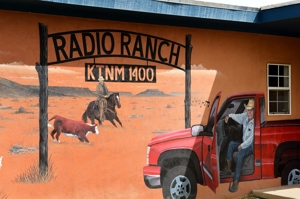 Radio Ranch KTNM, Tucumcari NM