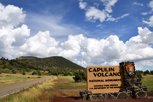 Capulin Volcano National Monument, by Tim Keller