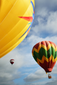 Balloon Rally, photo by Tim Keller