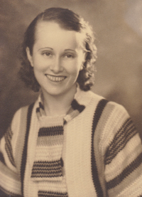 Eleanor Keller, 1933