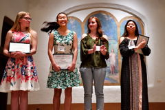 Michelle Zhou wins 2017 New Mexico Poetry Out Loud
