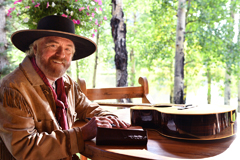 Michael Martin Murphey portraits by Tim Keller