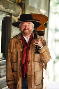 Michael Martin Murphey, portrait by Tim Keller