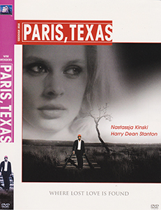 """Paris, Texas"" film"
