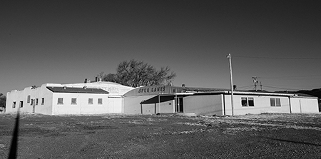 Spur Lanes, bowling in Raton, New Mexico, 2018