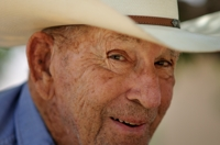Giles Lee at 90, Lea County Cowboy