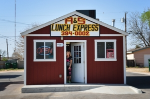 Lunch Express, Eunice NM
