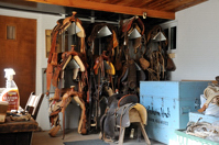 Hindi Ranch trophy saddles