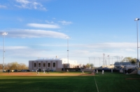 Baseball at Gabriele Field, Raton NM