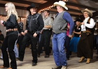Annual Cowboy Ball, Raton NM