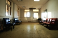 Raton Train Depot - Waiting Room