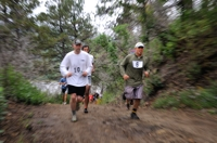 Master of the Mountains (M.O.M.) Adventure Race, Sugarite Canyon State Park, Raton