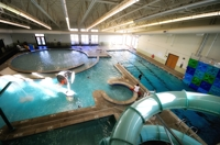 Aquatic Center Pool, Raton NM