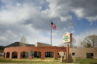 New Mexico Visitor Center at Raton